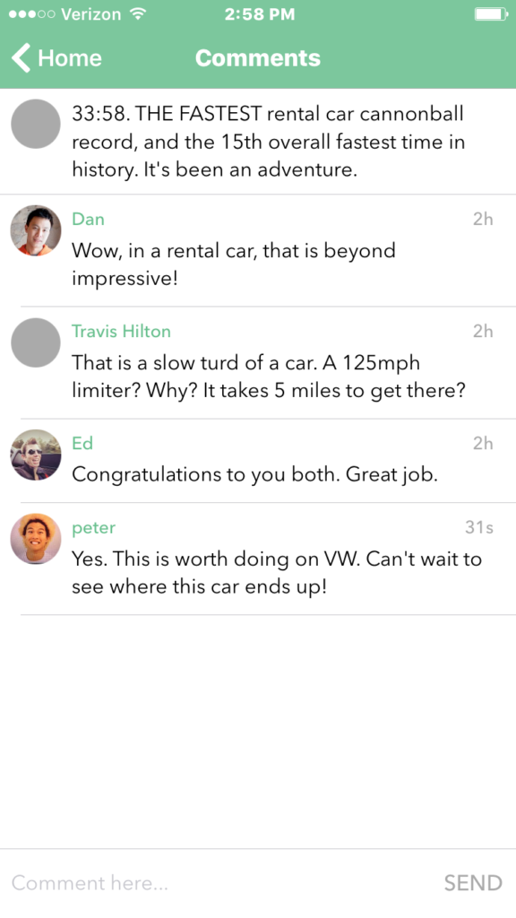 fastest-rental-car-cannonball-record-vinwiki-comments